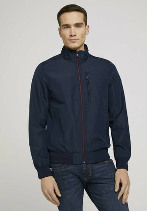 Bomber Jacket - sky captain blue
