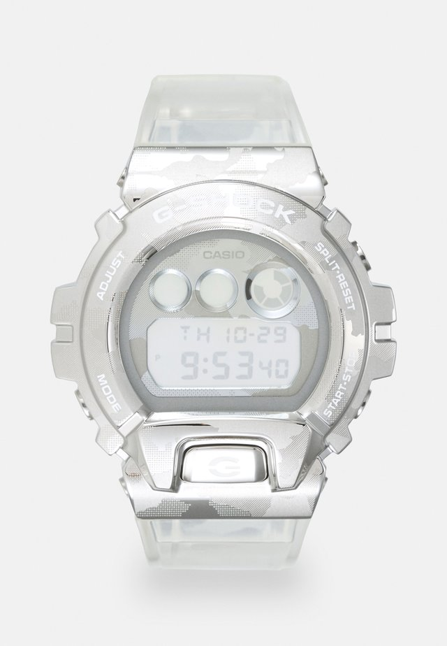 CAMO - Digital watch - transparent