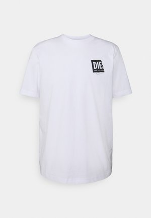 JUST LAB UNISEX - T-shirt con stampa - white