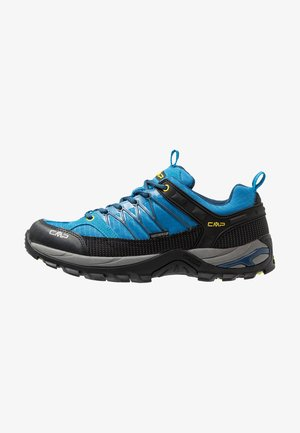 RIGEL LOW TREKKING SHOES WP - Scarpa da hiking - indigo/marine