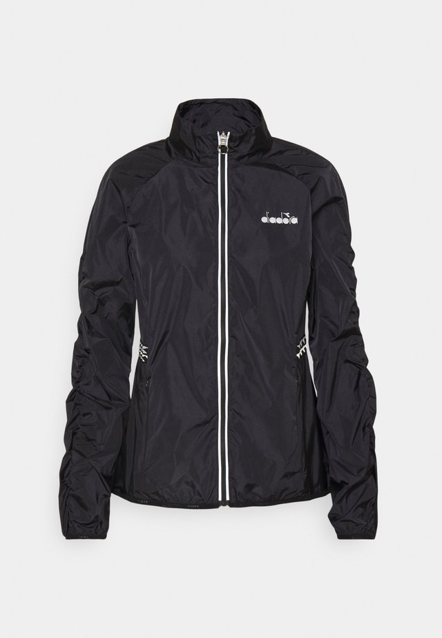 WINDBREAKER JACKET - Sports jacket - black