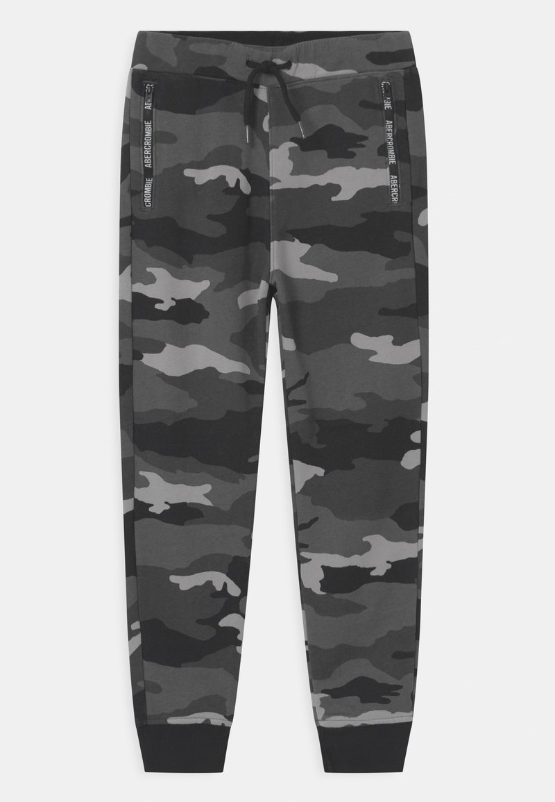 Abercrombie & Fitch - Træningsbukser - grey