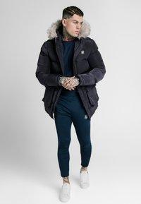SIKSILK - STOP PUFF - Winter coat - navy - 0