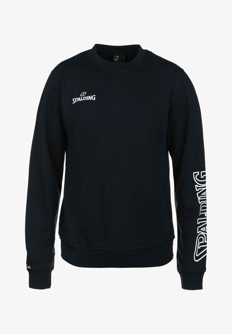 Spalding - Sweatshirt - marine