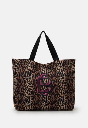 LEOLAR FOLDABLE BAG - Tote bag - beige