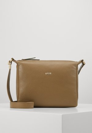 NOLA HANDBAG - Across body bag - olive