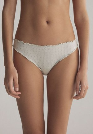 3 PACK - Slip - white