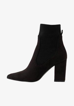 RICHTER - Støvletter - black