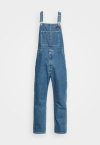 RT OVERALL UNISEX - Salopette - overall stonewash