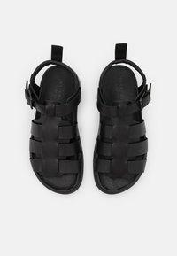 Pavement - CORA - Sandals - black - 5