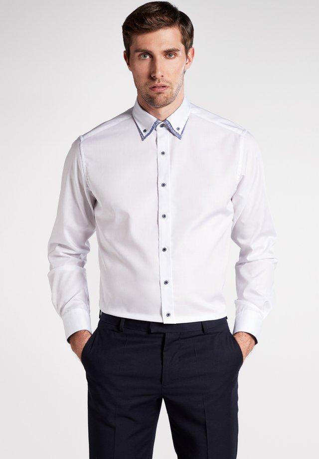 ETERNA LANGARM HEMD  - Formal shirt - white
