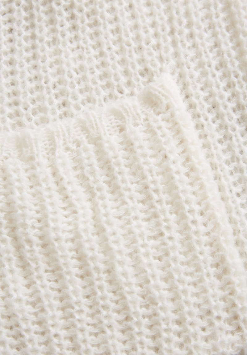 Lounge Nine IDINALN - Strickjacke - white swan/beige jB2NXf