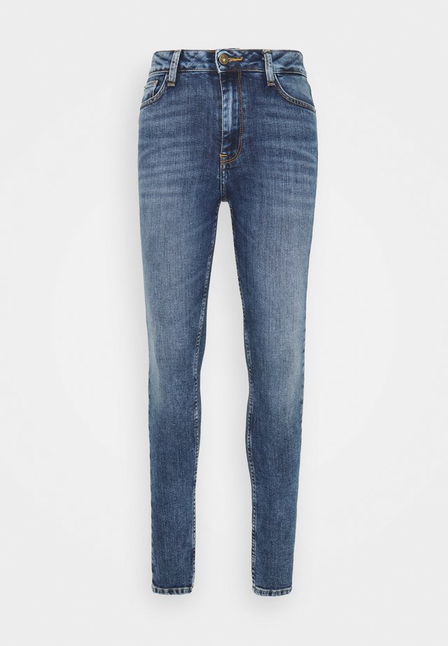 PANT - Jean slim - blue denim