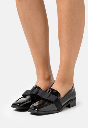HAIRALLE - Slip-ons - black