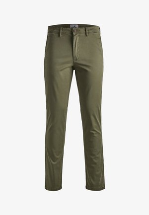 Chinos - olive night