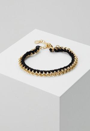TRAIL BRACE - Bracelet - gold-coloured/black