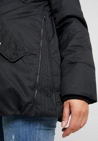 MAMALICIOUS - MLARUNA ZIPPY SIDE PADDED JACKET - Light jacket - black - 6