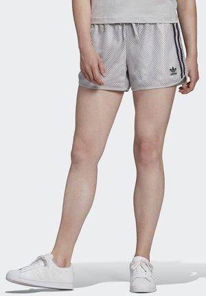 MESH SHORTS - Shorts - grey