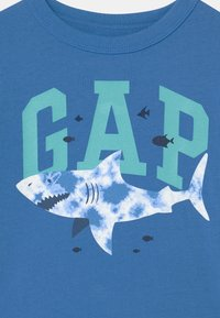 GAP - TODDLER BOY LOGO GRAPHIC - Print T-shirt - aerospace - 2