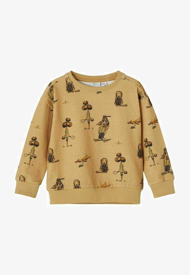 HUNDEPRINT - Sweater - antelope