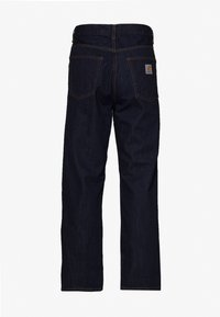 Carhartt WIP - SMITH PANT MONROE - Relaxed fit jeans - dark blue - 1