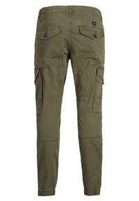 Jack & Jones Junior - Cargobukser - olive night