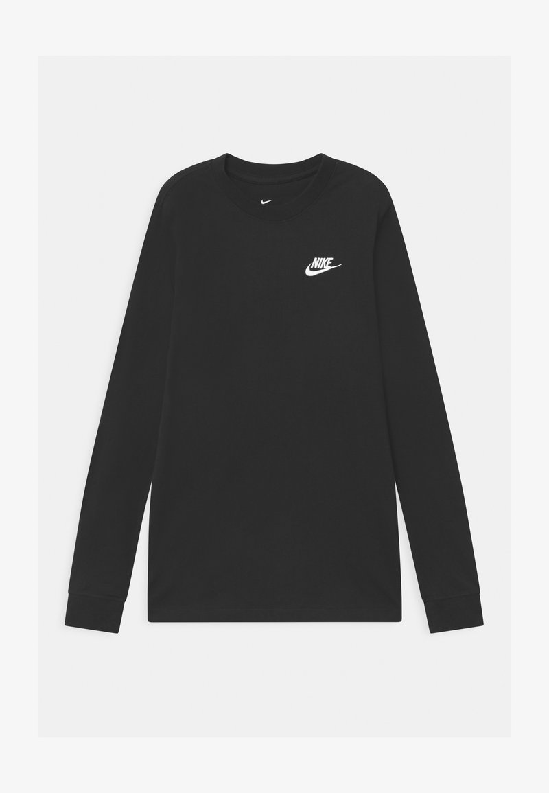 Nike Sportswear - FUTURA - T-shirt à manches longues - black