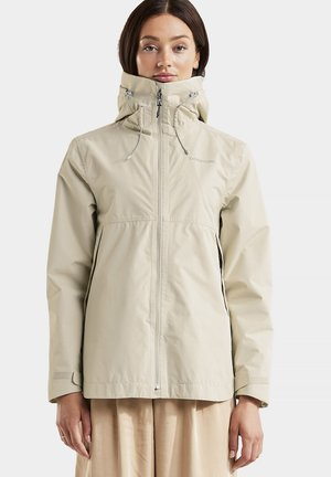 Outdoor jacket - light beige