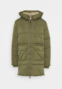 Tommy Jeans - HOODED  - Winter coat - olive tree - 4