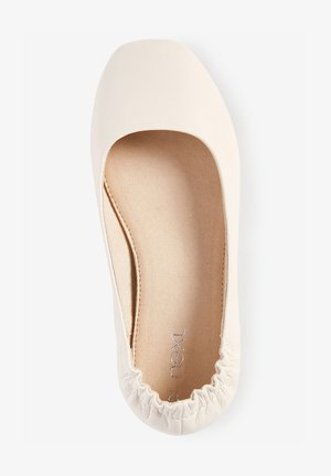 Ballet pumps - off-white
