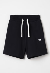 Hummel - BASSIM SHORTS - Sports shorts - black - 0