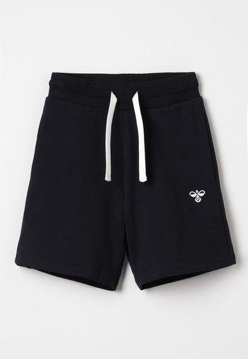 BASSIM SHORTS - Sports shorts - black
