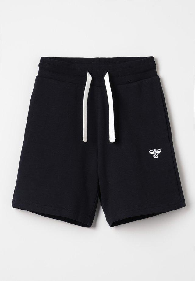 BASSIM SHORTS - Pantalón corto de deporte - black