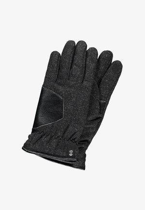 Gloves - slate grey