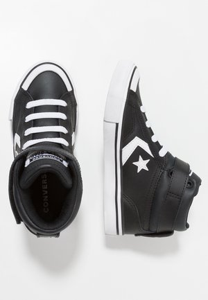 PRO BLAZE STRAP - High-top trainers - black/white