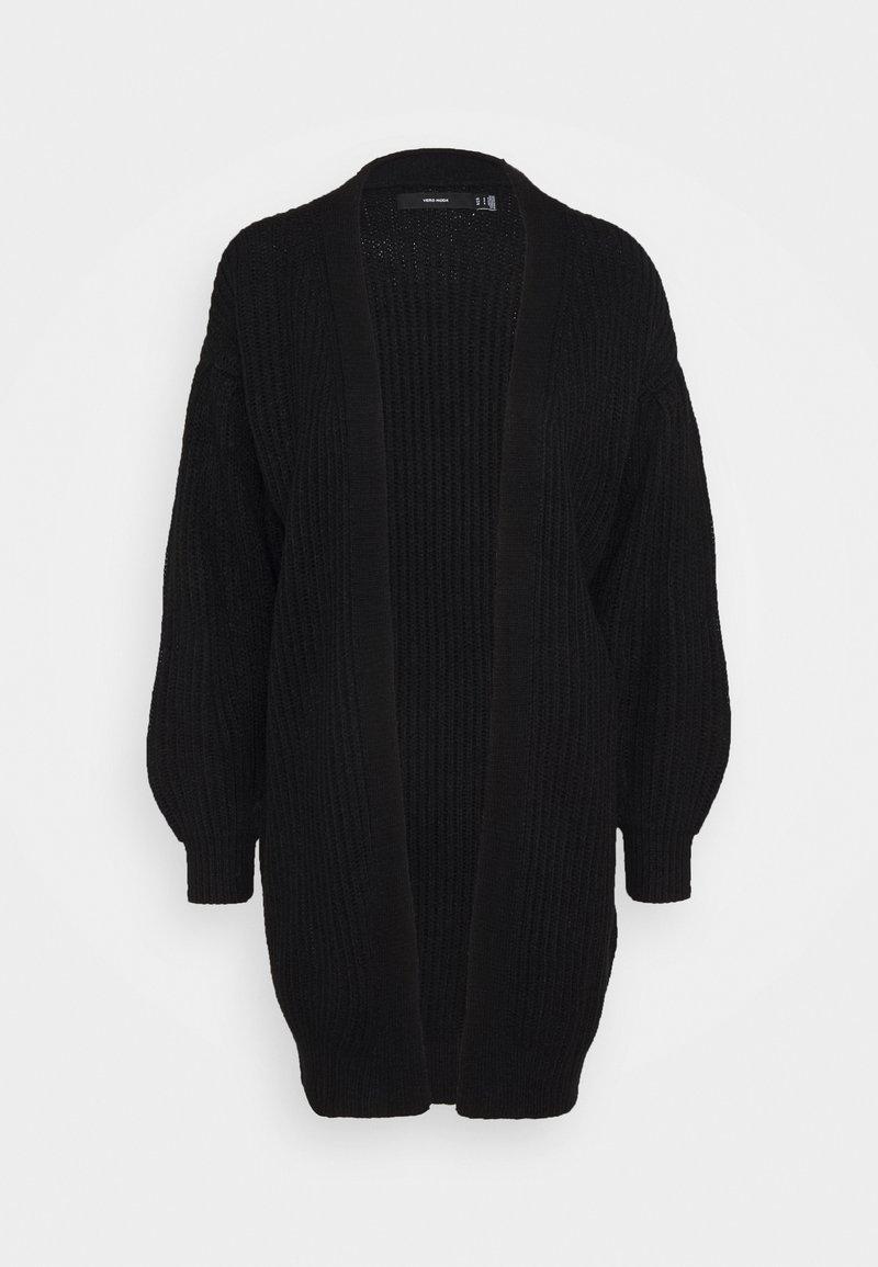 Vero Moda - VMFURN BALLOON OPEN  - Cardigan - black