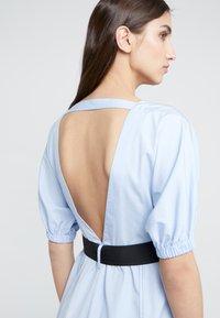 3.1 Phillip Lim - MIDI FLARE DRESS - Day dress - oxford blue - 5