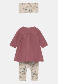 Name it - NBFLUISE GIFT SET - Leggings - Trousers - deco rose - 1