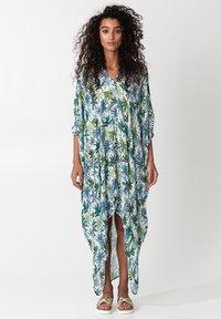 Indiska - PINEAPPLE - Maxi dress - green - 0