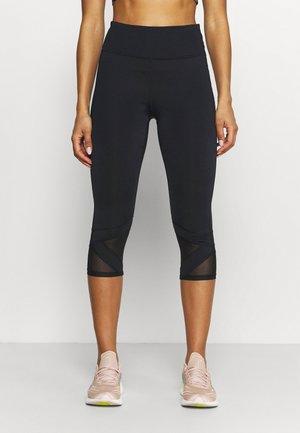 DANAH CAPRI - Legging - noir