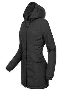 Marikoo - KARMAA - Winter coat - black - 3