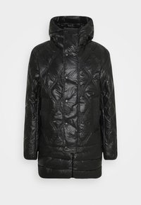 Diesel - CRAWFORD SHINY GIACCA - Winter coat - black - 3