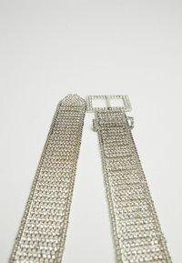 Bershka - Cintura - silver coloured - 3