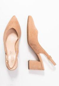Peter Kaiser - NEXI - Classic heels - biscotti - 3