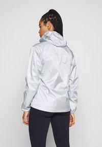 Columbia - ULICA - Waterproof jacket - cirrus green sheen - 2