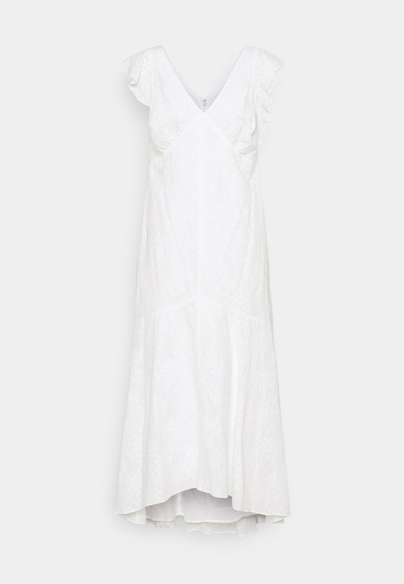 Lauren Ralph Lauren - LENORA DAY DRESS - Maxi dress - white