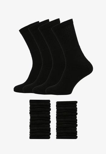 30ER PACK - Socks - schwarz