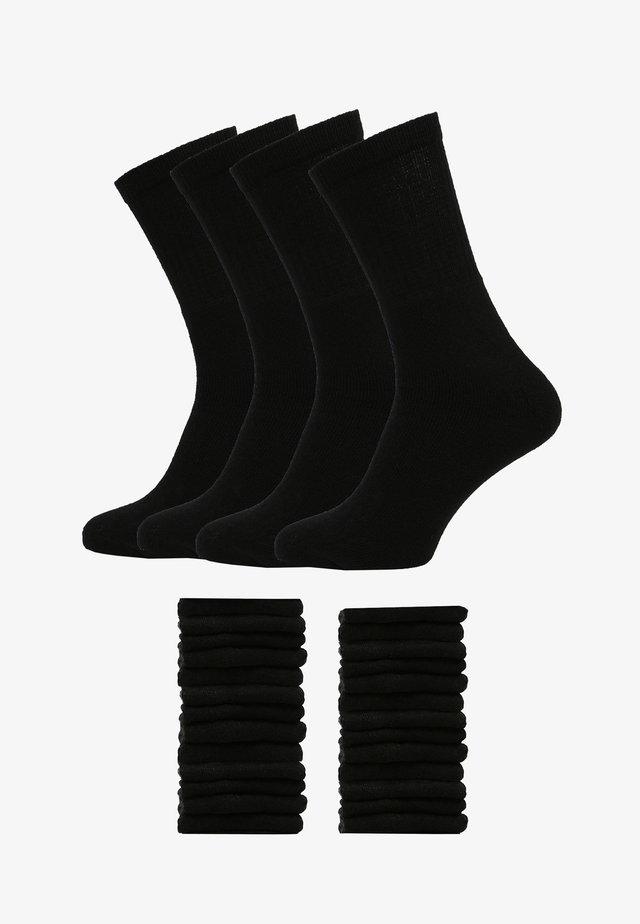 30ER PACK - Sokken - schwarz