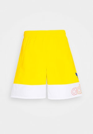 FREESTYLE  - Shorts - yellow/white