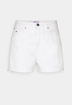 HOTPANT - Denim shorts - optic white